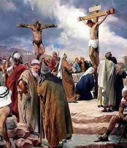 Crucifixi?n de Jes?s